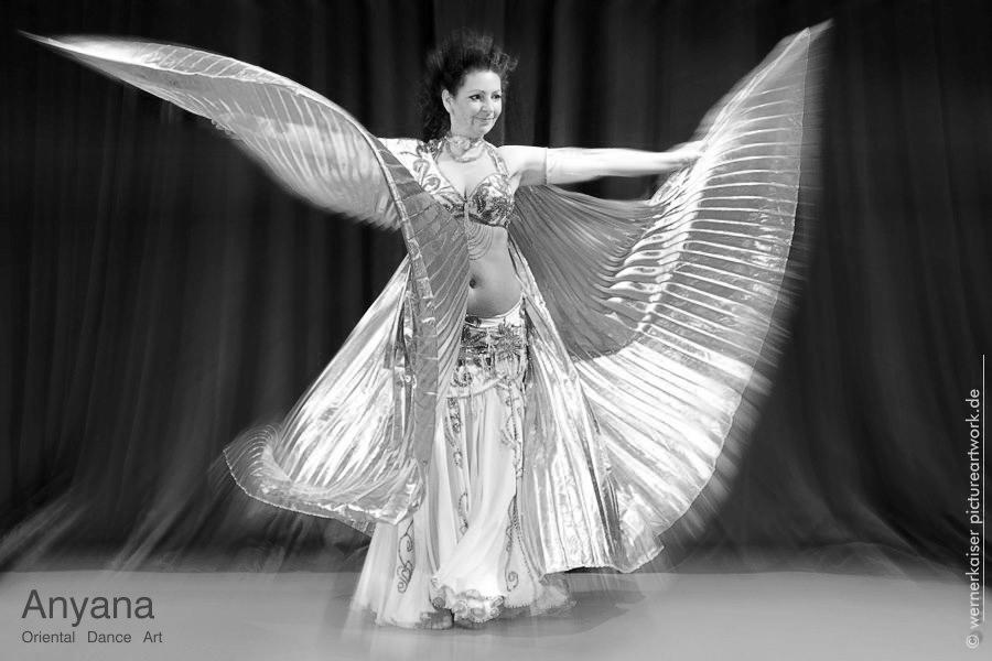 Anyana Orientalischer Tanz