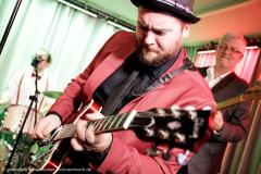 Till Seidel Band. 31.03.2017, Bischofmühle.